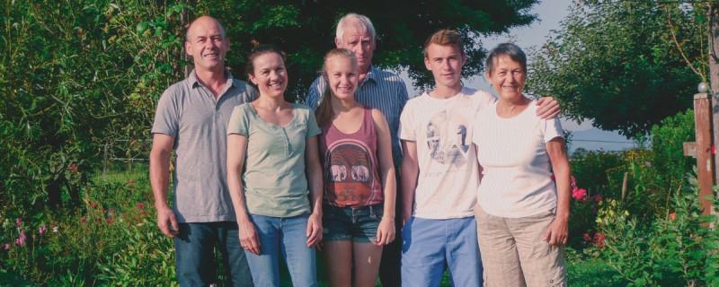 Familie Engler Ramstalhof